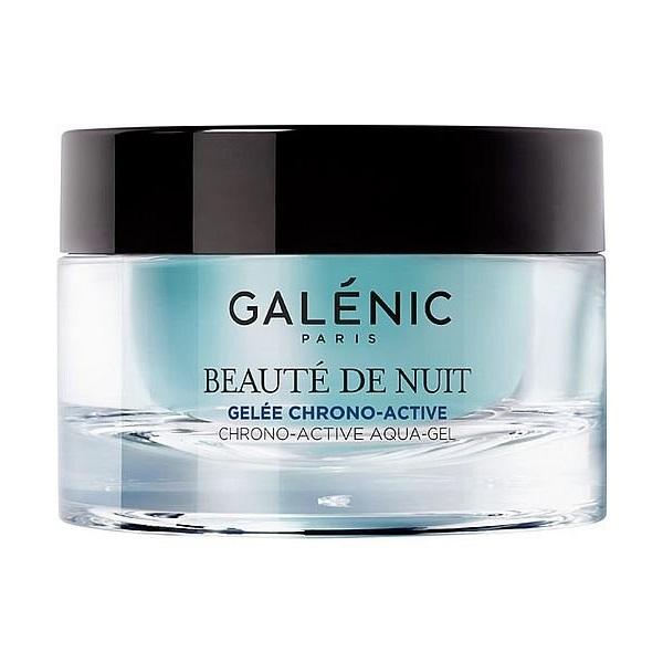 Gel chrono-activ pentru noapte Beaute de Nuit, 50 ml, Galenic