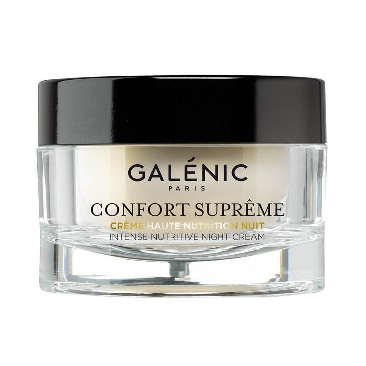 Cremă intens nutritivă pentru noapte Confort Supreme, 50 ml, Galenic