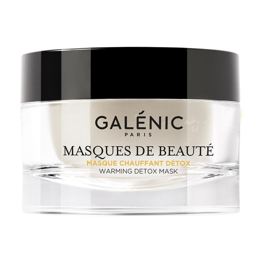 Mască detoxifiantă cu efect cald Warming Detox Masques de Beaute, 50 ml, Galenic