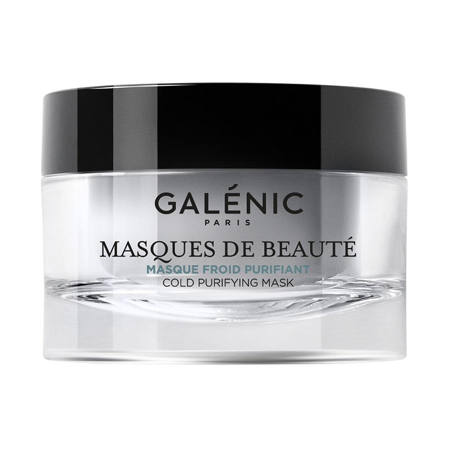 Mască purificatoare cu efect rece Cold Puryfing, 50 ml, Galenic