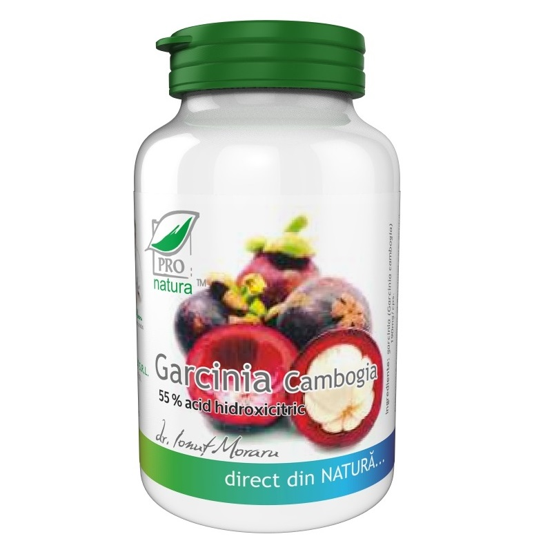 Garcinia Slim - Sensilab, 60 capsule (Arderea grasimilor) - secretfantasy.ro