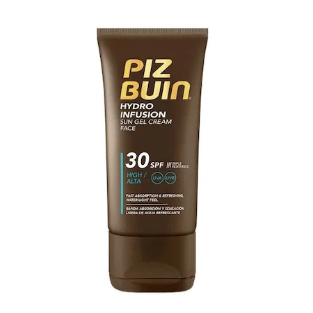 Gel crema cu SPF 30 Sun Hydro Infusion, 150 ml, Piz Buin