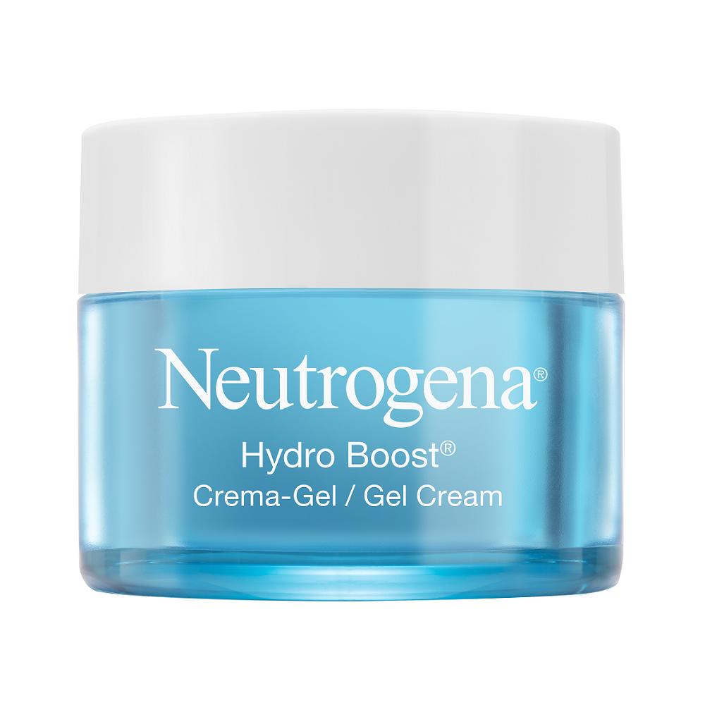 Gel-cremă hidratant pentru ten uscat Neutrogena Hydro Boost, 50 ml, Johnson&Johnson