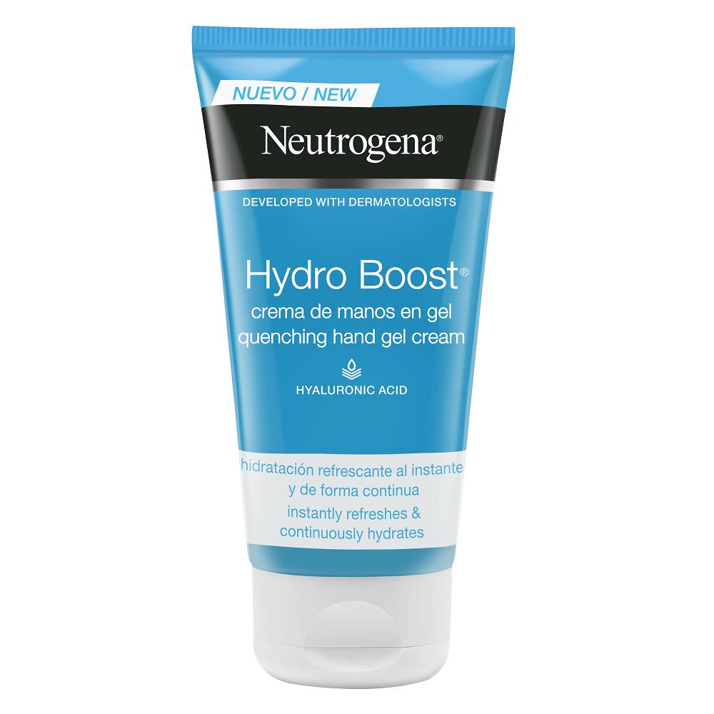 Gel-crema pentru mâini Hydro Boost, 75 ml, Neutrogena