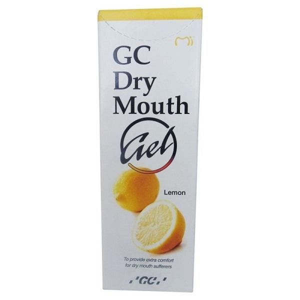 Gel cu aroma de lamaie pentru gura uscata, 35 ml, GC