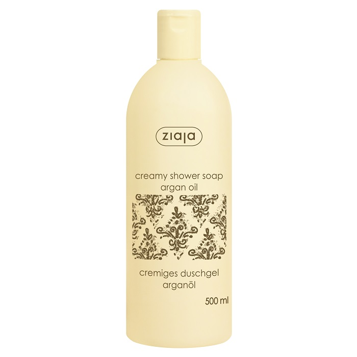 Gel de dus cremos Argan Oil, 500 ml, Ziaja