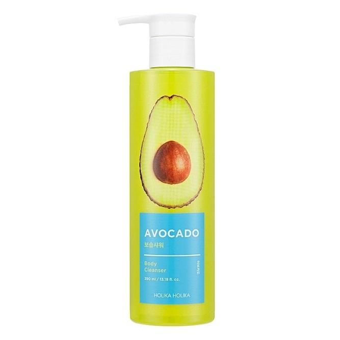 Gel de dus cu avocado, 390 ml, Holika Holika