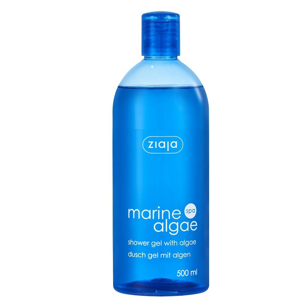 Gel de duș Marine Algae, 500 ml, Ziaja