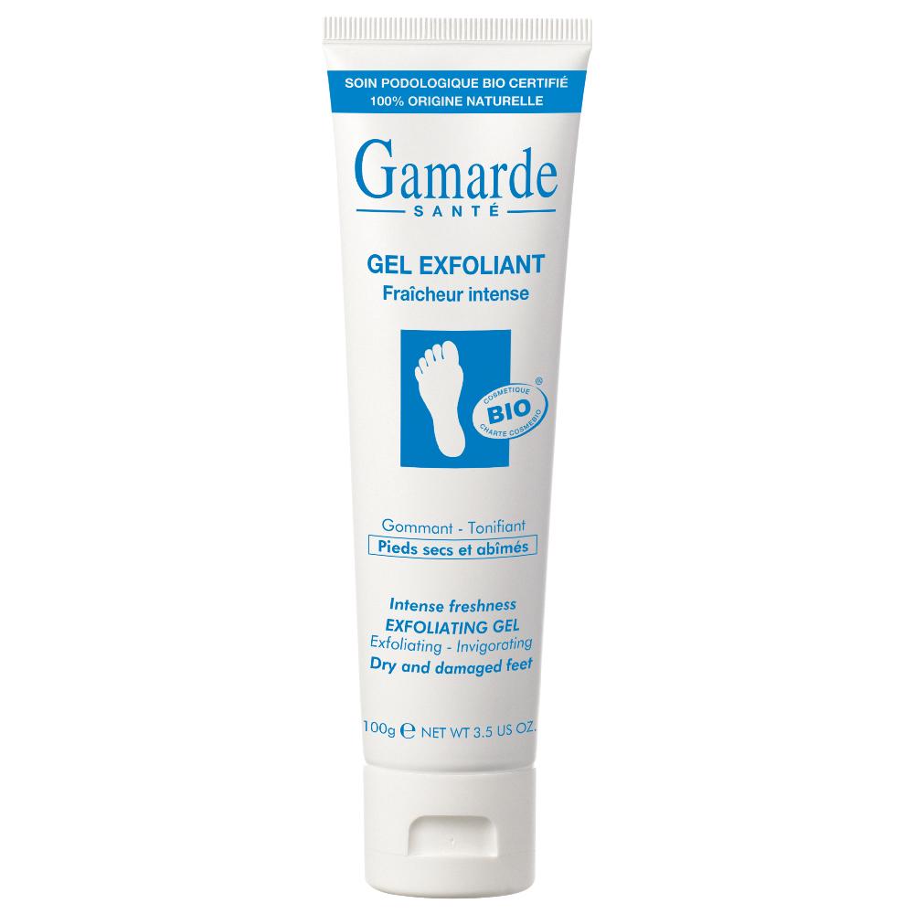 Gel exfoliant Bio pentru picioare, 100 g, Gamarde