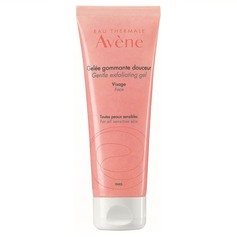 Gel exfoliant purifiant, 75 ml, Avene Essentials