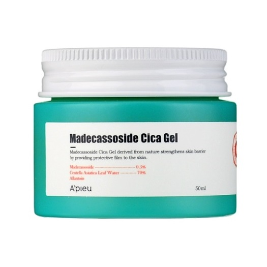 Gel pentru regenerarea tenului Madecassoside Cica, 50 ml, Apieu