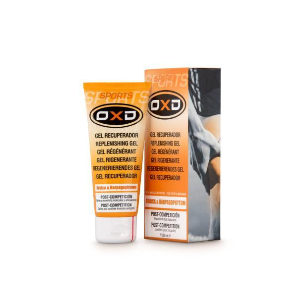 Gel terapeutic pentru recuperare musculara, OXD (3028), 100 ml, Telic S.A.U.