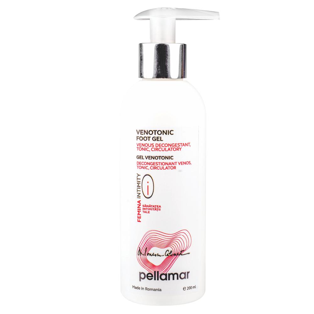 Gel venotonic Femina Intimity, 200 ml, Pellamar