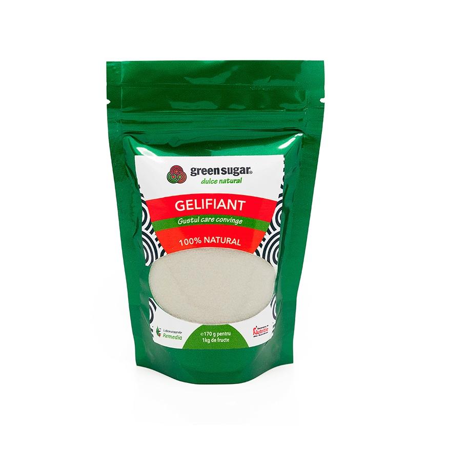Gelifiant Green Sugar, 340 g, Remedia