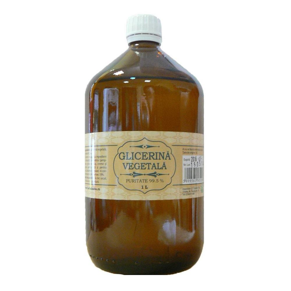 Glicerina Vegetala, 1 L, Herbavit