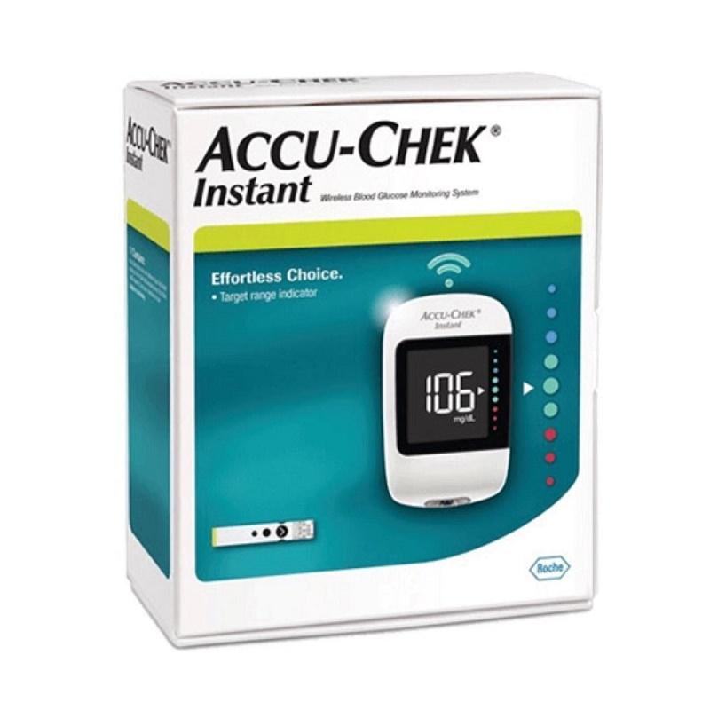 Glucometru Accu-Chek Instant, Roche