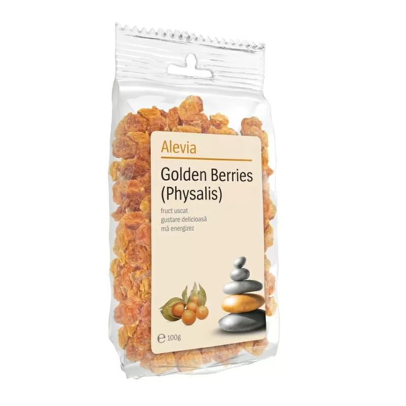 Golden Berries (Physalis), 100 g, Alevia