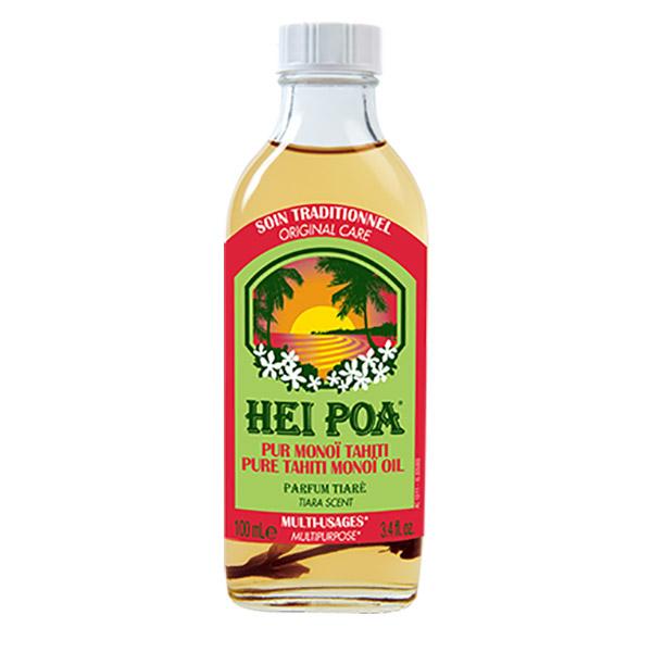 Ulei de Monoi AO cu parfum de Tiară, 100 ml, Hei Poa Tahiti
