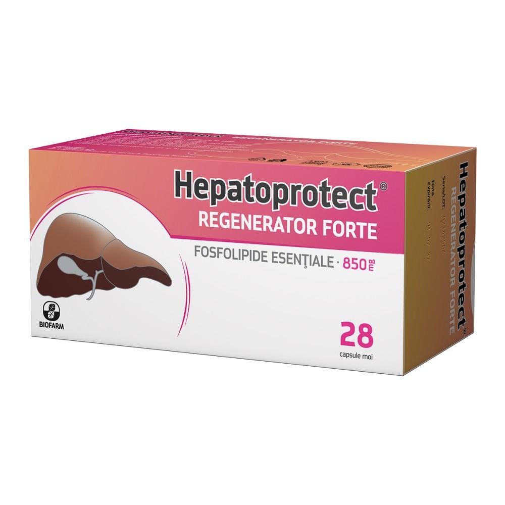 Hepatoprotect slabeste – Raport de sănătate