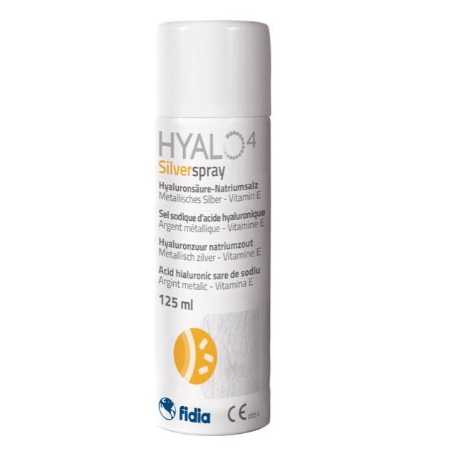 Hyalo4 Silver spray, 125 ml, Fidia Farmaceutici