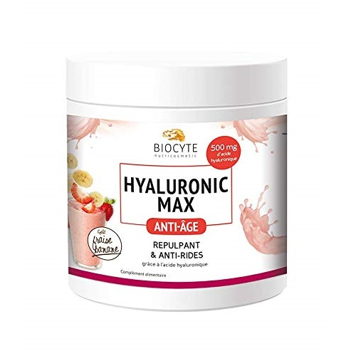 Hyaluronic Max Smoothie, 500 g, Biocyte