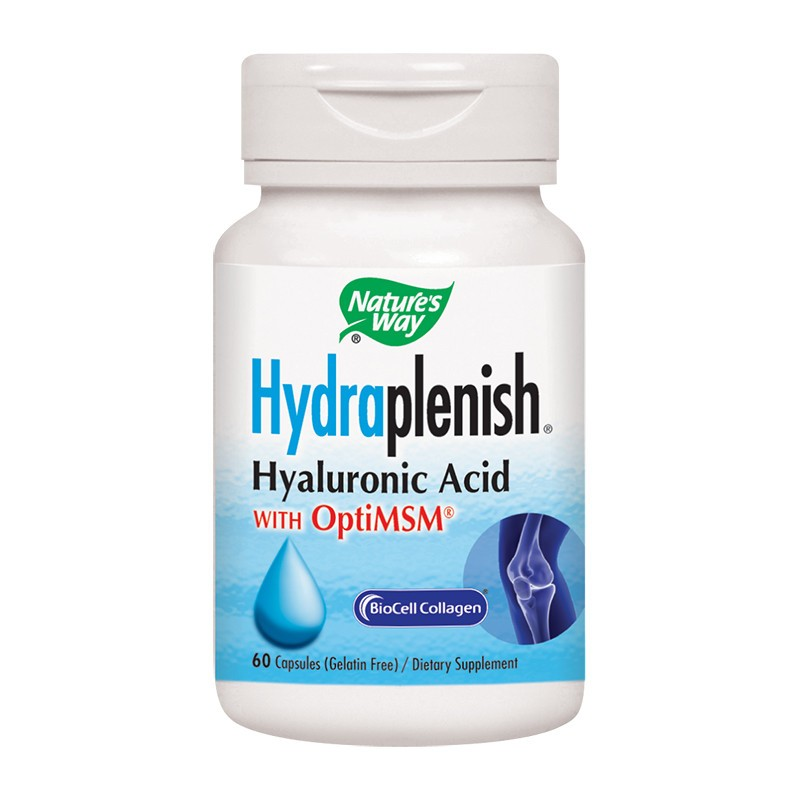 Hydraplenish Plus MSM Nature's Way, 60 capsule, Secom