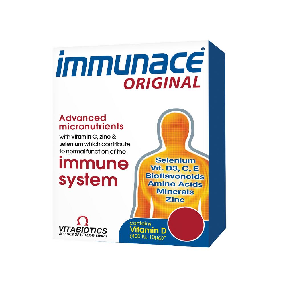 Immunace original, 30 tablete, Vitabiotics