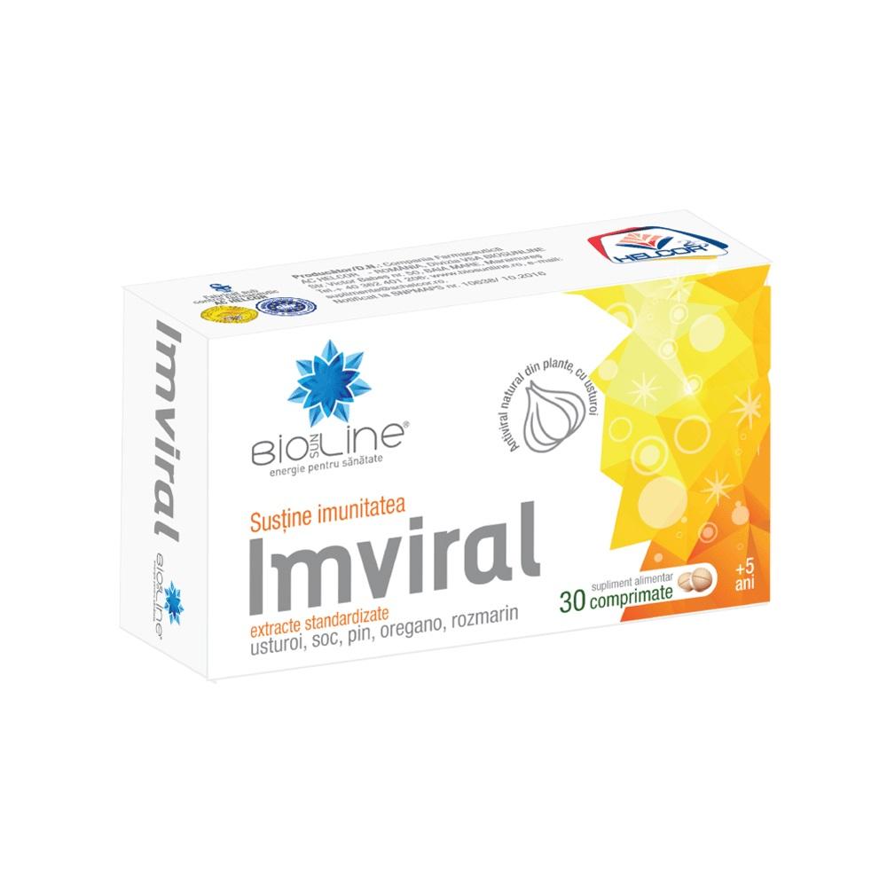 Imviral, 30 tablete, Helcor