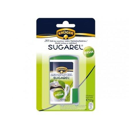 Indulcitor pe baza de extract de stevie Kruger 60 mg, 200 tablete, Herbavit