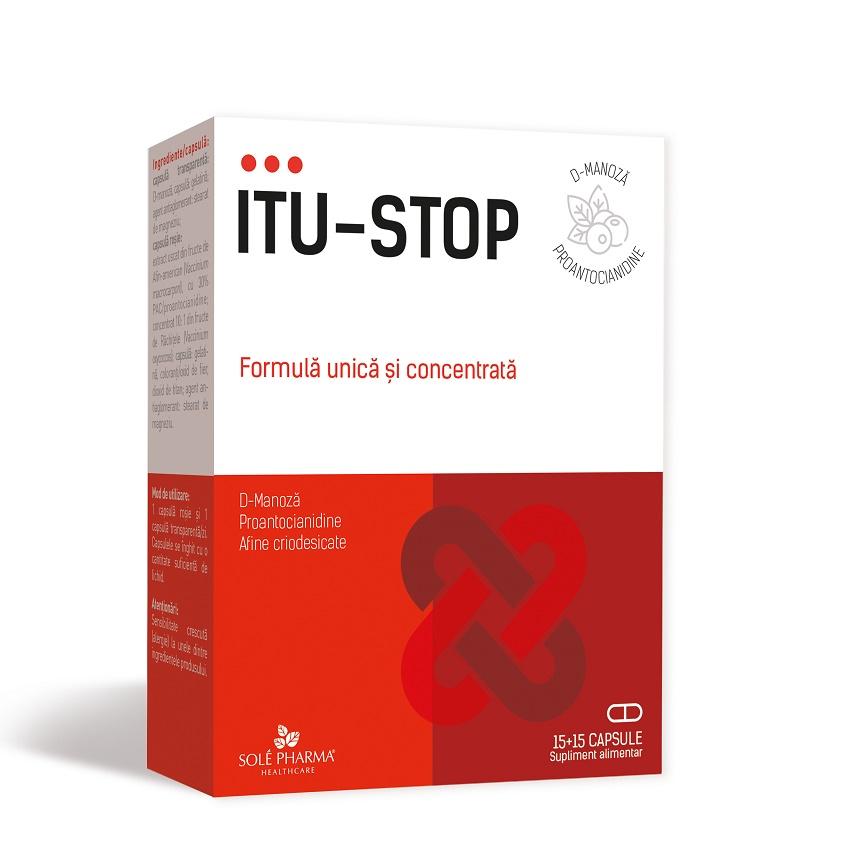 ITU-STOP, 30 capsule, Sole Pharma