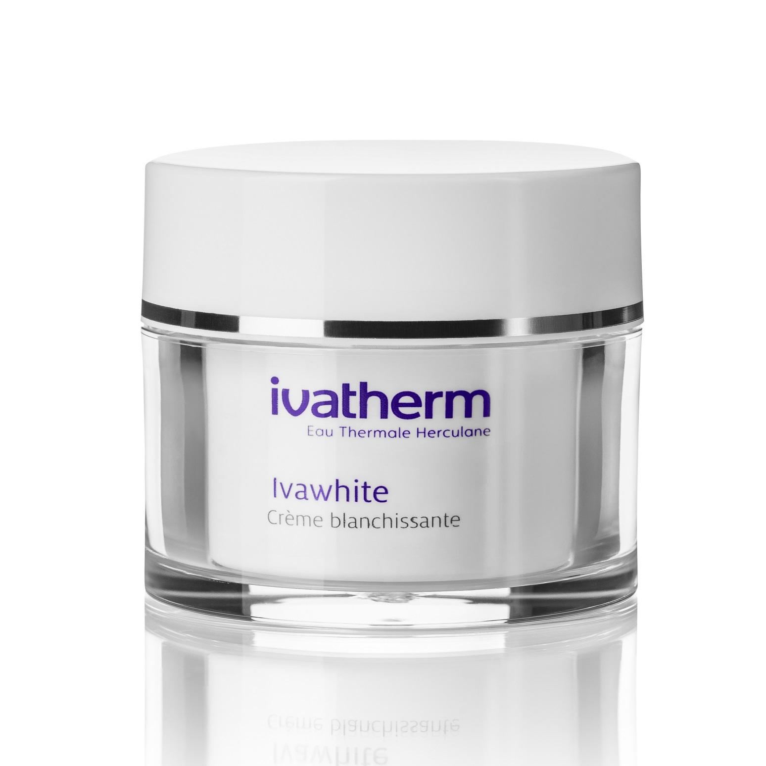 Cremă depigmentantă Ivawhite, 50 ml, Ivatherm