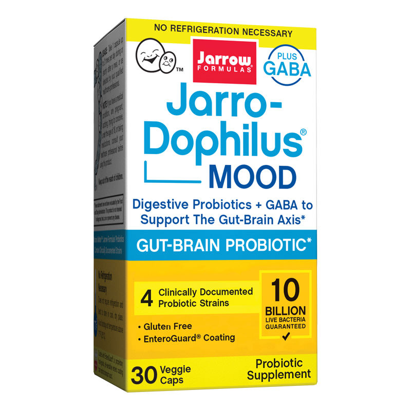 Jarro-Dophilus Mood Jarrow Formulas, 30 capsule, Secom