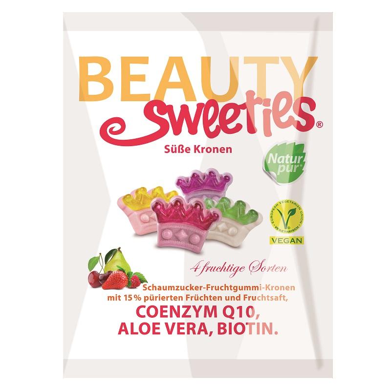 Jeleuri gumate moi Coronite, 125 g, Beauty Sweeties