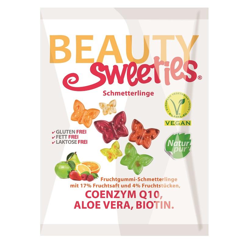 Jeleuri gumate moi Fluturasi, 125 g, Beauty Sweeties