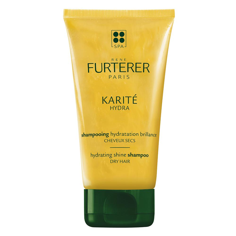Șampon hidratant pentru par uscat Karite Hydra, 150 ml, Rene Furterer