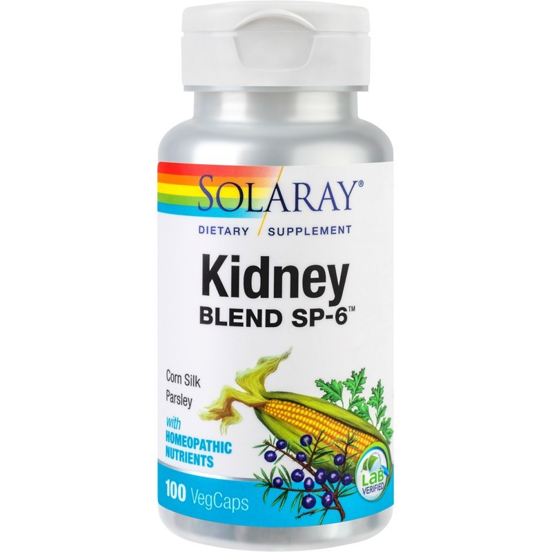 Kidney Blend Solaray, 100 capsule, Secom