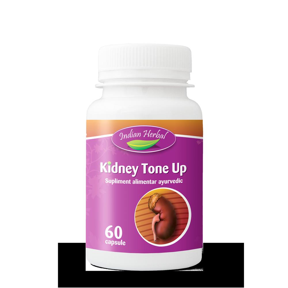 Kidney Tone Up, 60 capsule, Indian Herbal