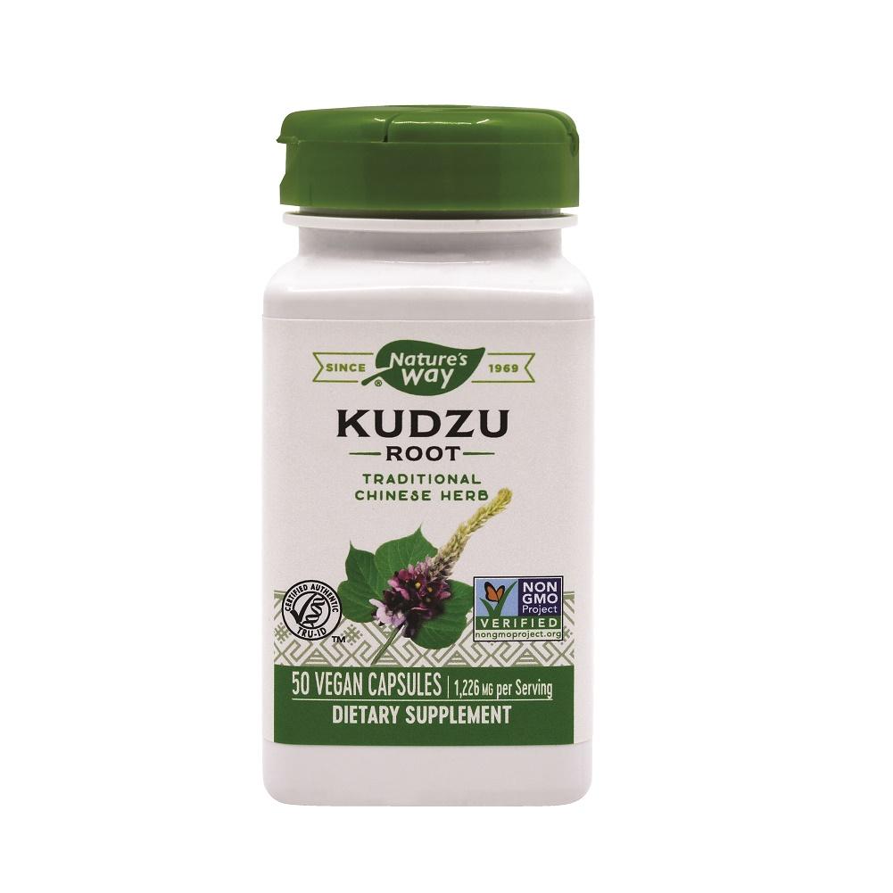 Kudzu 610 mg Nature's Way, 50 capsule, Secom