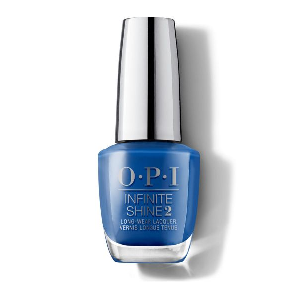 Lac de unghii cu efect de gel Infinite Shine Mexico Collection Mi Casa Es Blue Casa, 15 ml, OPI