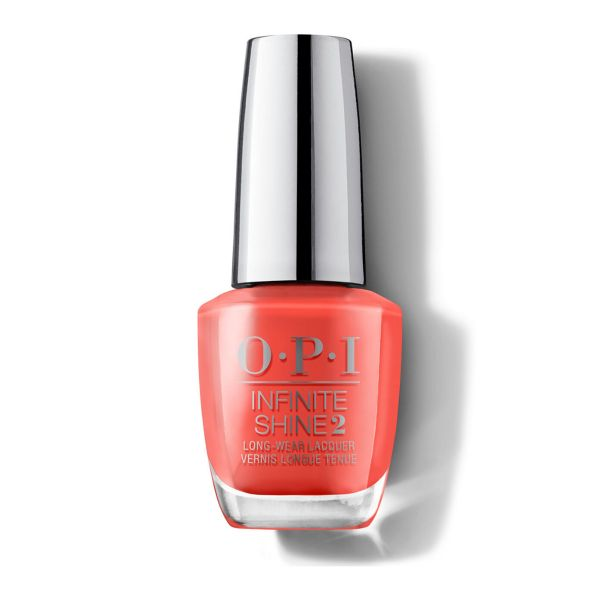 Lac de unghii cu efect de gel Infinite Shine Mexico Collection My Chihuahua Doesn't Bite Anymore, 15 ml, OPI