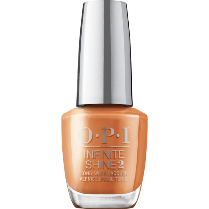 Lac de unghii cu efect de gel Infinite Shine Milano Collection Have Your Panettone And Eat It Too, 15 ml, OPI