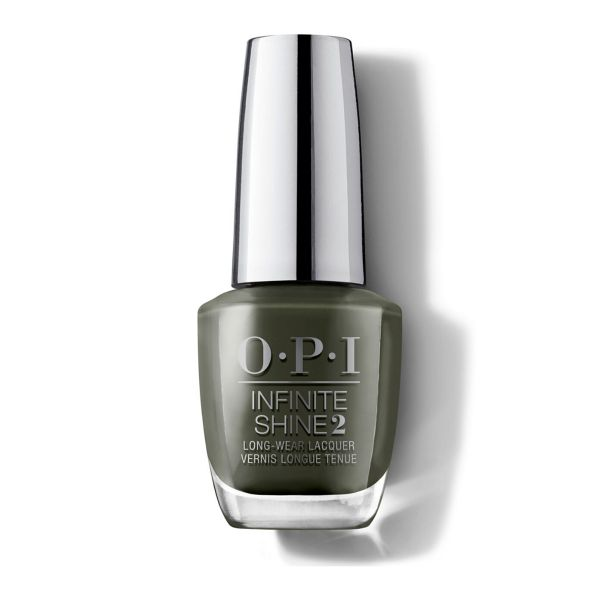 Lac de unghii cu efect de gel Infinite Shine Scotland Collection Things I've Seen inAber-green, 15 ml, OPI