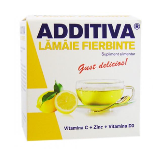 Lamaie fierbinte Additiva, 10 plicuri, Dr. Scheffler