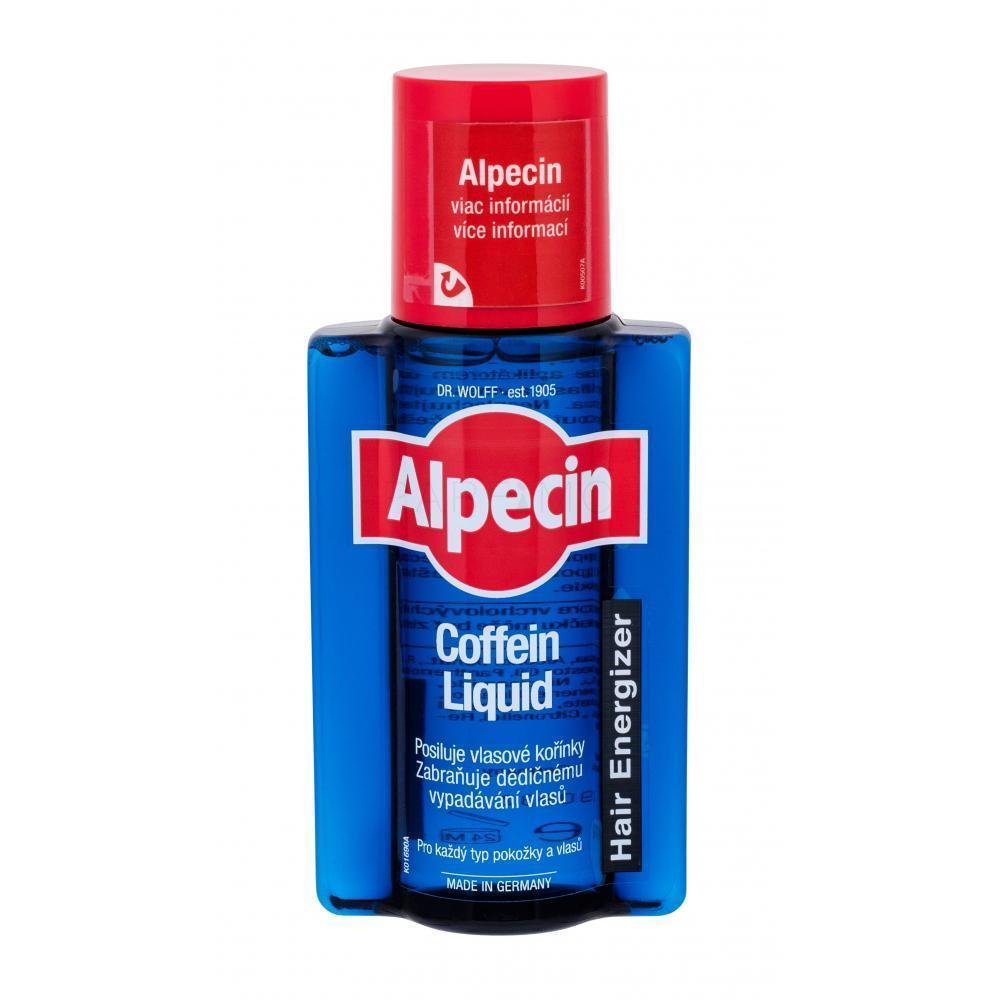 Loțiune energizantă pentru păr Alpecin Caffeine Liquid, 200 ml, Dr. Kurt Wolff