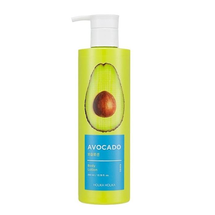 Lotiune hidratanta de corp cu avocado, 390 ml, Holika Holika