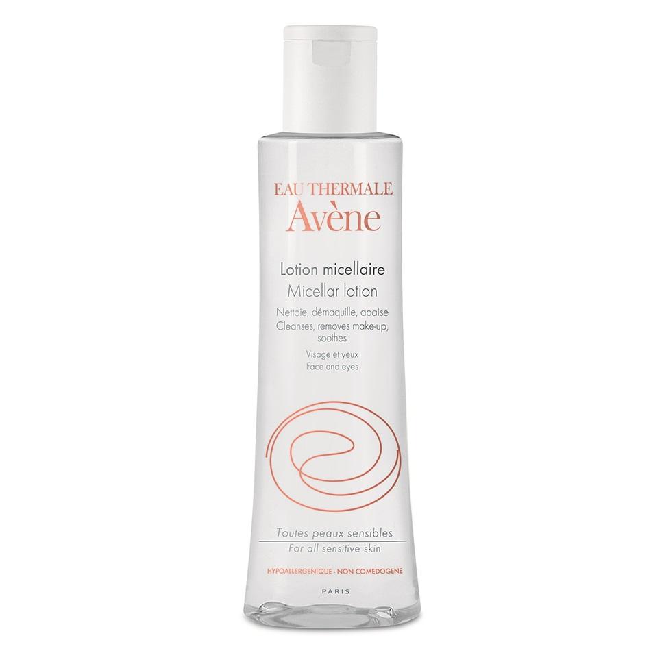 Loțiune micelară pentru piele sensibilă, 200 ml, Avene Essentials