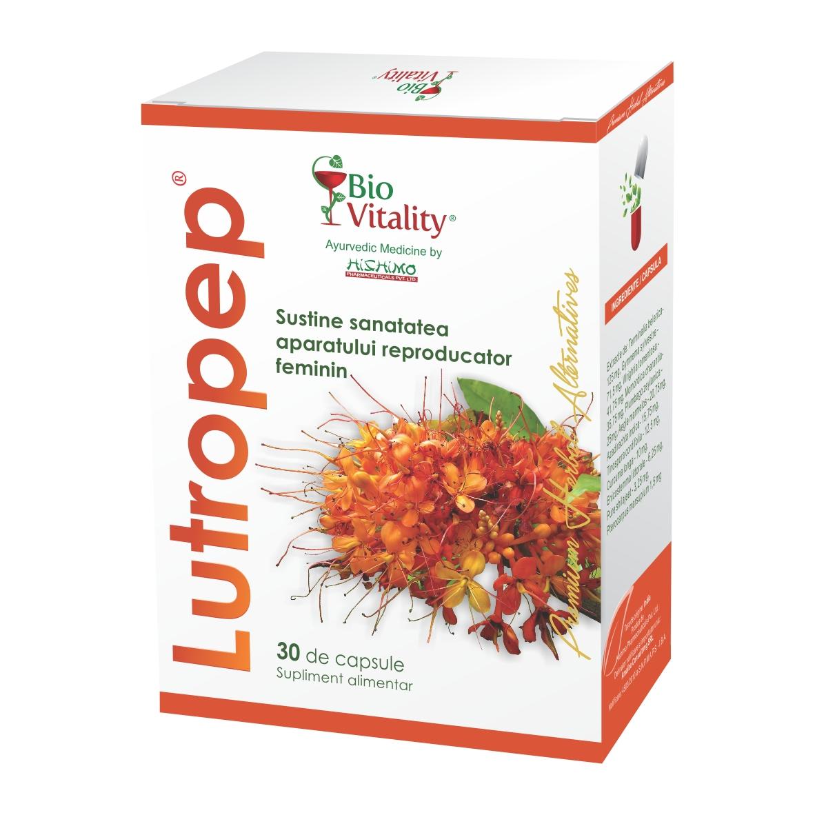 Lutropep, 30 capsule, Bio Vitality