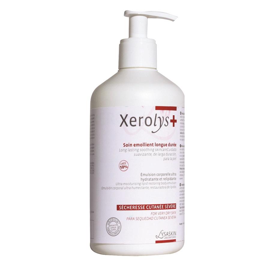 Emulsie pentru piele uscată Xerolys+, 200 ml, Lab Lysaskin