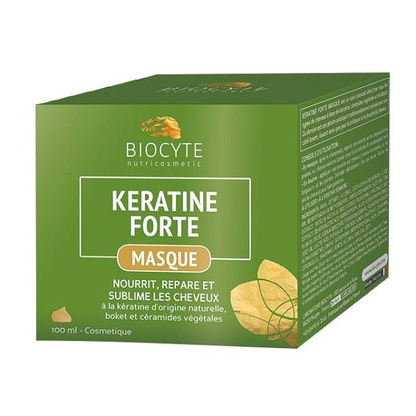 Maca cu keratina forte, 100 ml, Biocyte