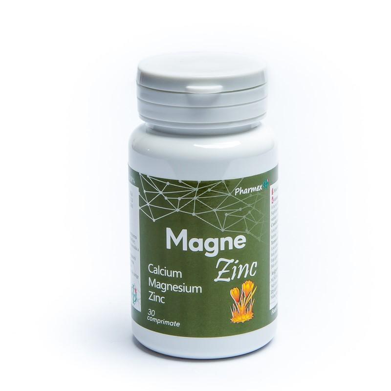 Magne Zinc, 30 comprimate, Pharmex